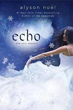 Echo (Soul Seekers), Noël, Alyson, New Books