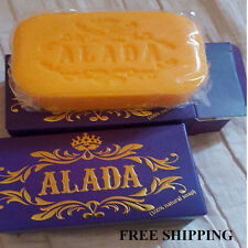 ALADA SOAP SO FAST WHITENING 160 g Can use for face and body,anti-acne&aura 1X