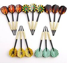 15 Pack Soft Tips Darts for Electronic Dartboard Plastic Point Tip Dart
