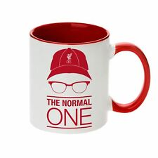 Liverpool FC Klopp 'The Normal One' Mug LFC Official