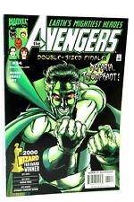 Avengers #34 Nefaria Triumphant Kurt Busiek George Perez 2000 Marvel Comics F+