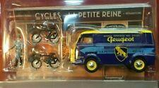 PEUGEOT D3A  CYCLES LA PETITE REINE Véhicules Utilitaires diorama 1/43 Neuf