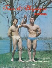 Face & Physique Summer 1963, Canadian Publication Vintage Male Beefcake Magazine