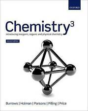 Chemistry^3: Introducing Inorganic, Organic and Physical Chemistry by Gwen M....