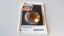 Chrome Fork Stem nut cover Harley-Davidson  FXST, FLH & FXDWG