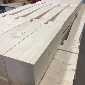 Holz Pfosten + Säulen - 250cm - Innen+Außen-Veranda-Vordach-Treppe-Haus-Fassade