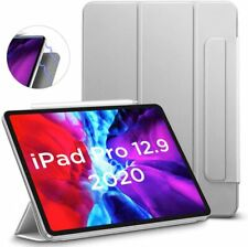 "ESR Rebound Magnetic Trifold Smart Case - iPad Pro 12.9"" 2018 and 2020 Grey"
