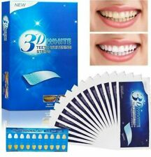 TEETH PRO 3D WHITENING WHITE STRIPS PROFESSIONAL 2 WEEK SUPPLY TOOTH BLEACHING