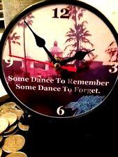 "The Eagles - Hotel California -5"" Quartz Desk Clock - With Stand N Gift Box"