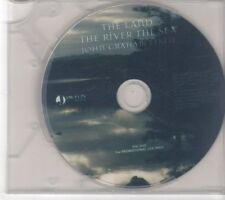 (EX600) John Graham Leslie, The Land The River The Sea - 2008 DJ DVD