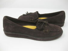 GRASSHOPPERS Brown Womens 6M Slip On Sneakers Shoes New Unworn