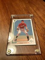 1991 Upper Deck Chipper Jones  Rookie Card #55, PSA Ready