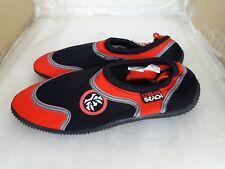 Urban Beach Men's Face Aqua Shoes Wet Surf Wetsuit Socks Neoprene Boots - UK 6