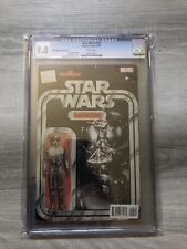 STAR WARS # 16 Action Figure Variant Cover CGC 9.8 Marvel 2015