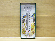 Aspects Classic Window Thermometer Bluebird