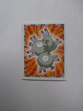 Autocollant Stickers POKEMON Collection MERLIN N°82 MAGNETON !!!