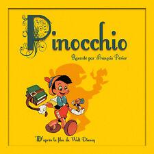 CD Pinocchio - d'après le film de Walt Disney