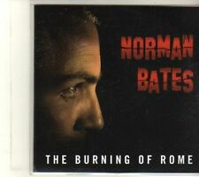 (DT613) The Burning Of Rome, Norman Bates - 2013 DJ CD