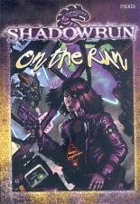 Shadowrun 4te Edition - On the Run (Abenteuerband) deutsche Ausgabe