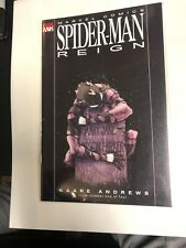 Marvel Spider-Man Reign #1 (NM) Black Costume Recalled Nude Panel