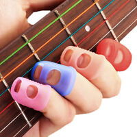Farbe Gitarre Daumen Picks Finger Picks Plektrum Band Wiederverwendbare ZD