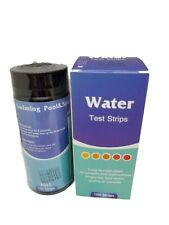 Swimming Pool and Spa Water Test Strips 3 In 1 100 Per Bottle