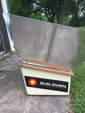 Sun Oven, only used one time, local pick up only