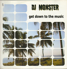 DJ MONSTER - Get Down To The Music - House Of Porn