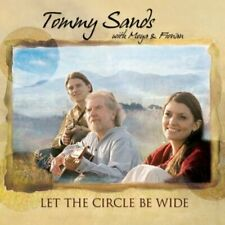 Sands, Tommy with Moya & Fionan - Let the Circle Be Wide CD NEU OVP