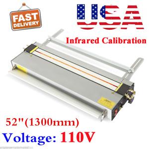 "110V 52"" Acrylic Bender Plastic PVC Bending Machine Infrared Calibration Bender"