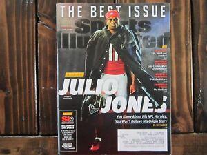 JULIO JONES Sports Illustrated ATLANTA FALCONS November 20-27 2017