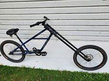 Rare Kona Hotrodbike Motorcycle Chopper Bike, Chromoly Frame Bicycle