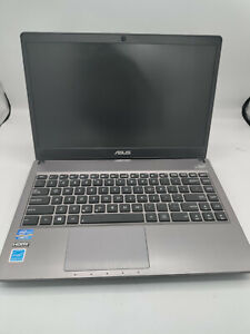 ASUS U47A i7-3632QM@2.20GHz 8GB/RAM WIN10 64 + AC ADAPTER BAD BATTERY