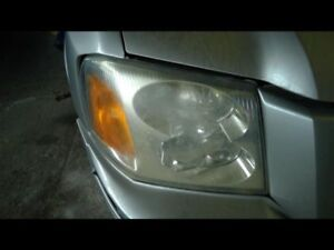 Passenger Right Headlight Fits 02-09 ENVOY 171187