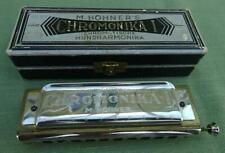 More details for vintage m hohner's chromonika 1 harmonica
