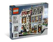 LEGO ® exclusive Creator 10218 pet shop neuf emballage d'origine _ pet shop New MISB NRFB