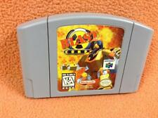 Blast Corps *Authentic* Nintendo 64 N64 Game Super Fast FREE SHIPPING!