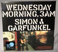 LP SIMON & GARFUNKEL Wednesday Morning 3am (VINYL, 2018) NEW MINT SEALED