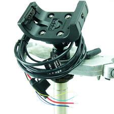 Yugo 20 Yoke Cap Mount motocicleta de audio/cable de alimentación para Garmin Montana