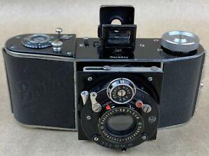 Beier Beira 1930s 35mm Folding viewfinder viewfinder camera w/5cm Radionar Lens