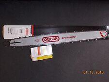 "32"" Oregon 320RNDD009  chainsaw guide bar & 72LGX105G Full chisel chain"