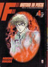 F Motori in pista 4 - Ed. Star Comics