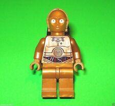 LEGO STAR WARS FIGUR ### C-3PO - GOLD AUS SET 9490 - 10236 NEU - NEW ### =TOP!