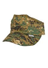 Marine Woodland 8 PT Youth Cap