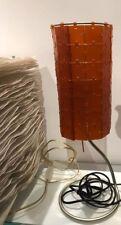 Flos Bloc T arancione lampada da tavolo / comodino PROMO ESPOSIZIONE