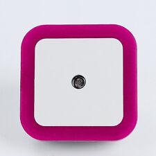 Bedroom Night Lights Auto LED Light Induction Sensor Control Lamp Gift For Girl