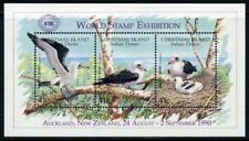 Christmas Island: 1990 Abbott's Booby Souvenir Sheet (274d) MNH