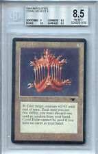 MTG Antiquities Coral Helm Magic the Gathering WOTC BGS 8.5 NM-MT+ 1109