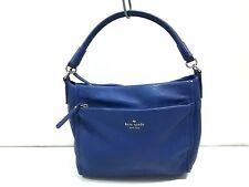 Auth Kate spade Navy Leather Handbag