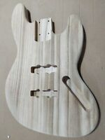 Unfinished bass  guitar   body